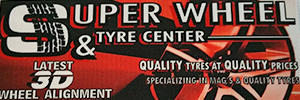 Super Wheel & Tyre