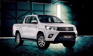 Toyotau0027s Black Edition Models Added To The Hilux Range